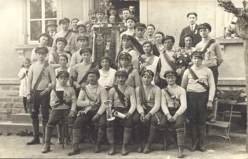 Radfahrverein1920er